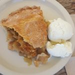 Could not leave Oak Glenn without their famous apple pie